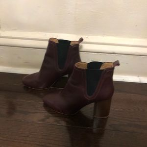 Topshop boots worn twice